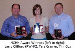 NCHNs first award winners