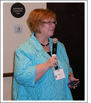 Rebecca Davis, Executive Director
