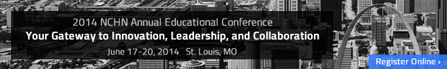 2014 NCHN Annual Educational Conference | June 17-20, 2014
