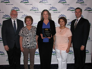 Mariposa Community Health receives NRHA Award