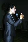 Crista, Keynote Speaker