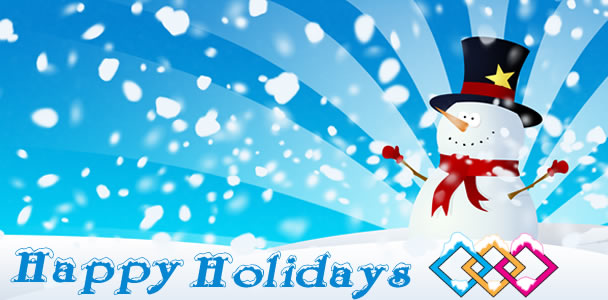 Happy Holidays from NCHN